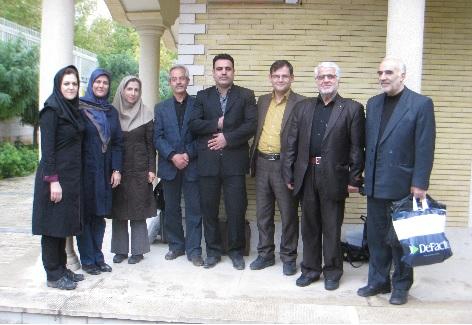 اعضای شورای اجرایی دوره هفتم