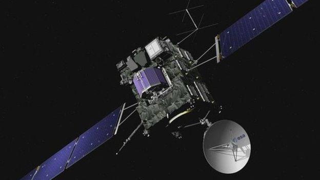 روزتا: سفینهای که با ستاره دنبالهدار به اعماق فضا رفت