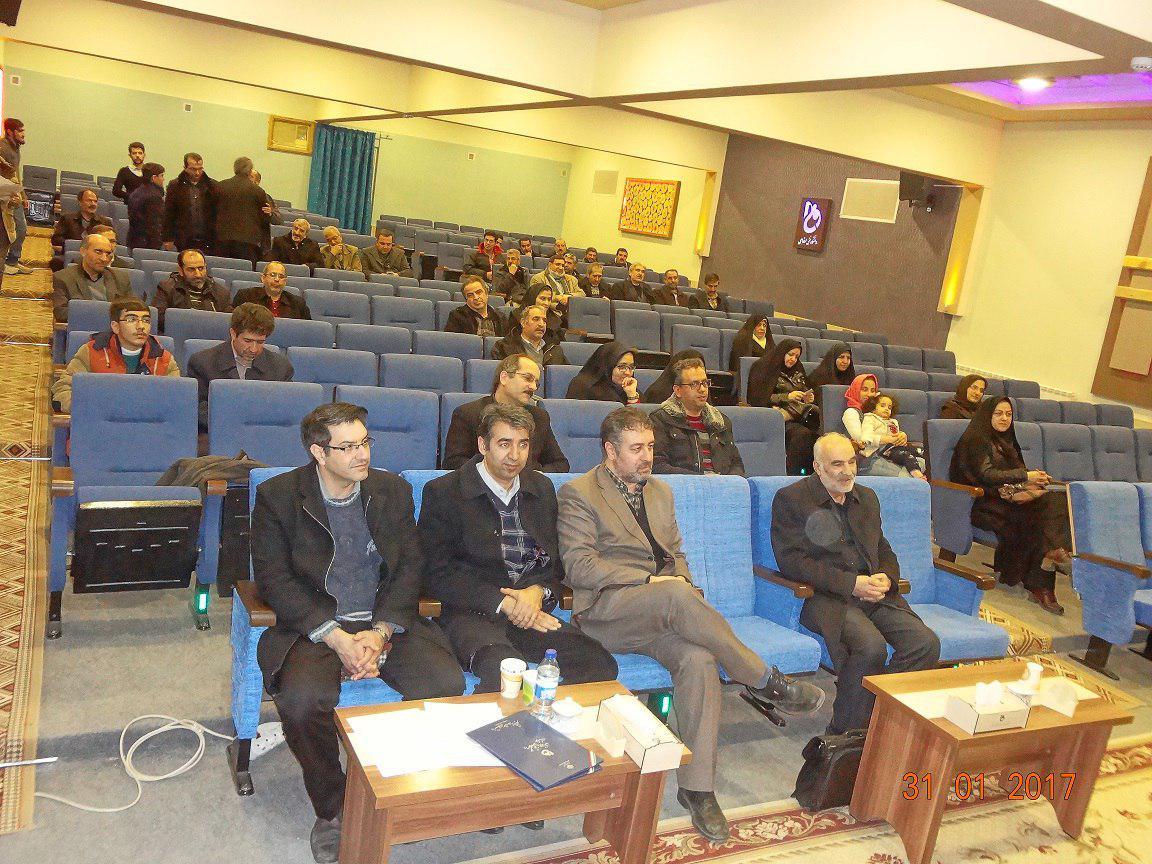 اجرای همایش فیزیک تحت عنوان (فن آموز فیزیک کاربردی)توسط دبیران توانمند انجمن معلمان فیزیک استان آذربایجان شرقی